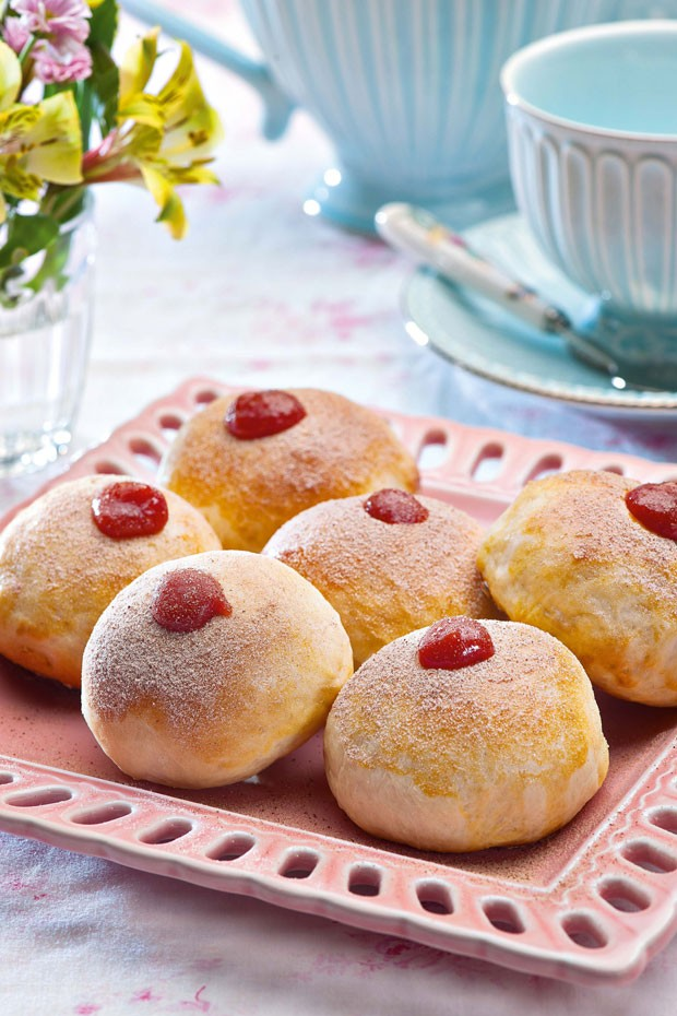 Pão doce húngaro (Foto: Divulgação)