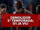 'Demolidor': Justiceiro e Elektra testam moral do herói no 2º ano; G1 já viu