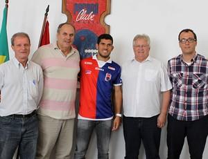 Fernando Gabriel Paraná Clube (Foto: Divulgação / Paraná Clube)