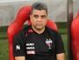 Diretoria aguarda Marcelo Cabo para definir futuro do técnico no Atlético-GO