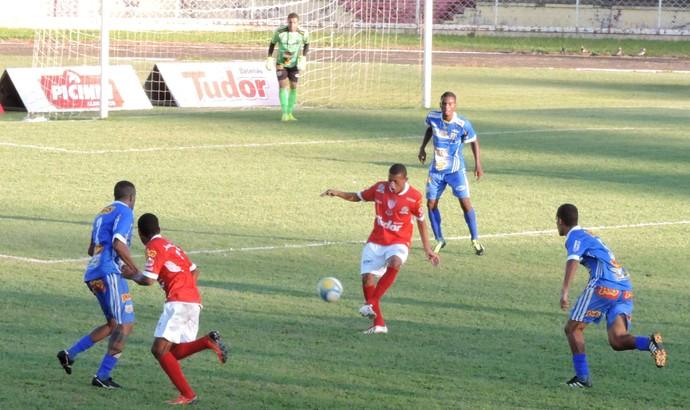 Noroeste x Fernandópolis, Segunda Divisão (Foto: Sérgio Pais)