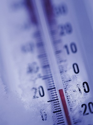 Termômetro (Foto: Comstock Images/Jupiterimages/Arquivo AFP)