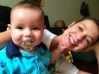 Sai o leite e entra o arroz integral: Luana Piovani revela 'cardápio' do filho