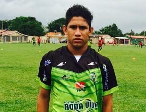 Renê Castillo novo contratado do Paragominas (Foto: Ascom/Paragominas )