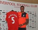 Liverpool tira holandês do Newcastle em negócio de 25 milhões de libras