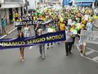 São Carlos, Rio Claro e Araraquara têm atos contra a corrupção no país