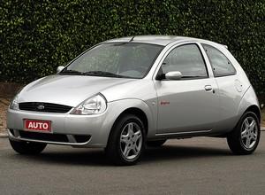 Ford Ka Action 1.6 ano 2002 (Foto: Oswaldo Palermo/Autoesporte)