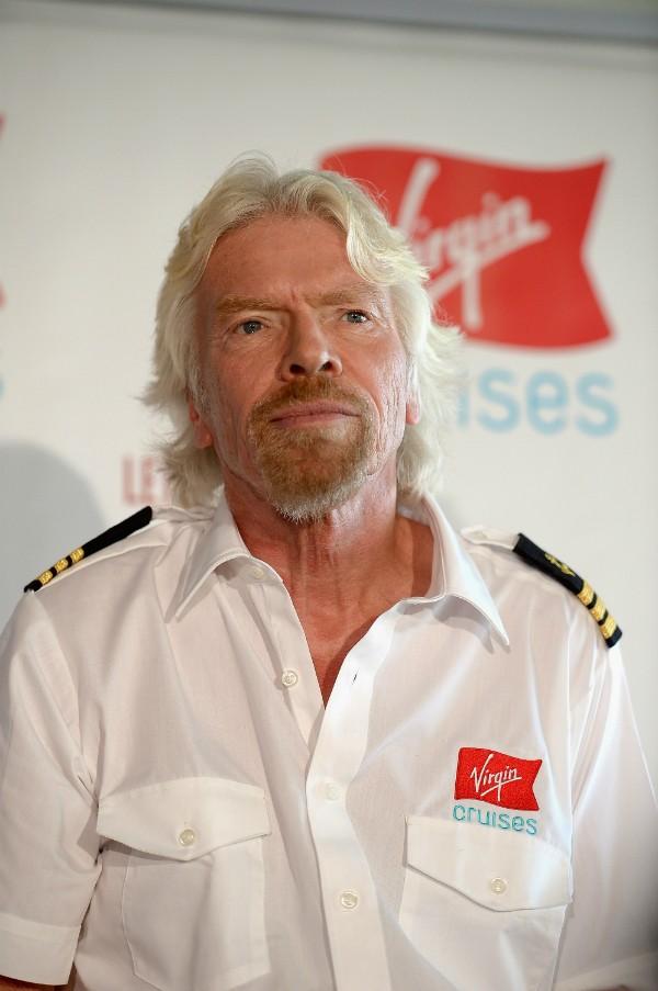 O empresário Richard Branson é um dos mais bem sucedidos do mundo no ramo de entretenimento (Foto: Getty Images)