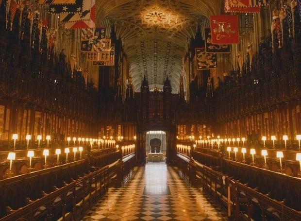 capela-casamento-principe (Foto: Reprodução)