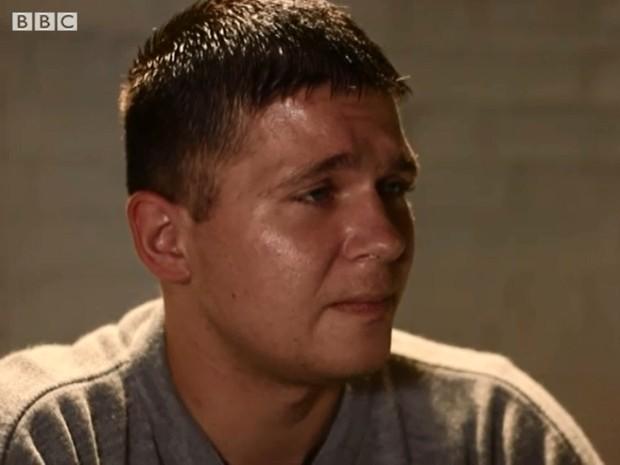 'Ninguém merece sofrer – nem homens, nem mulheres', diz Kirkpatrick (Foto: Divulgação/BBC)