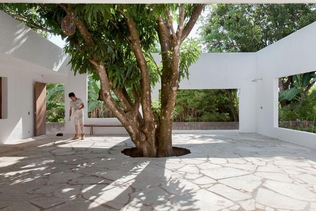Soluções da arquitetura (Foto: Djan Chu / divulgação)
