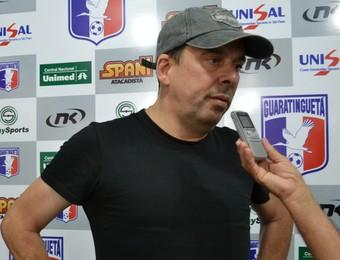 Pedro Panzelli Guaratinguetá (Foto: Filipe Rodrigues)