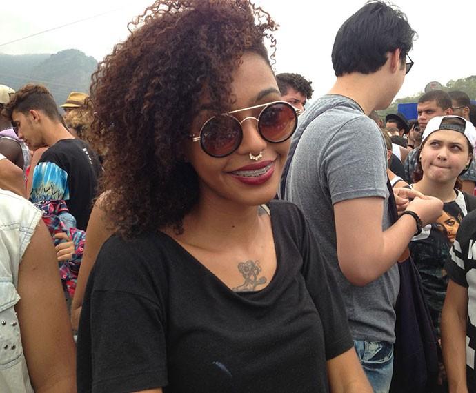 Fã tem três tatuagens em homenagem a Rihanna (Foto: Gshow)