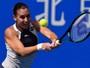 Campeã do US Open vence sofrido e é próxima rival de Teliana em Pequim