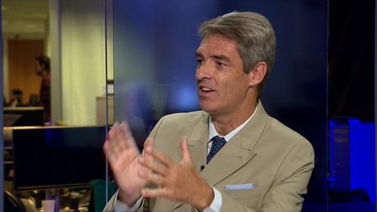 "Tim Vickery vê técnico do Verdão dar ""importância excessiva"" aos jornalistas"