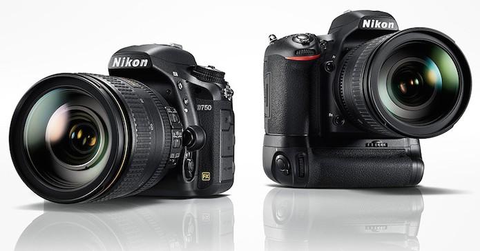 Nikon d750: nova D-SLR full frame da Nikon integrada com Wi-Fi e usando a lente AF-S NIKKOR (Foto: Divulgação /Nikon) (Foto: Nikon d750: nova D-SLR full frame da Nikon integrada com Wi-Fi e usando a lente AF-S NIKKOR (Foto: Divulgação /Nikon))