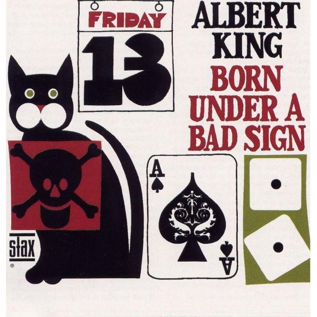 Albert King - Under a Bad Sign (Foto: Reprodução)