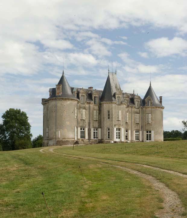 Castelos incríveis para morar (Foto: ANDREA WYNER/ THE NEW YORK TIMES)