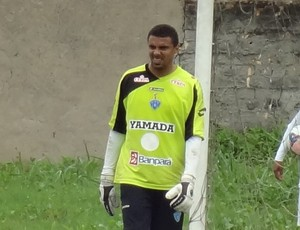 Zé Carlos, goleiro do Paysandu (Foto: Gustavo Pêna)