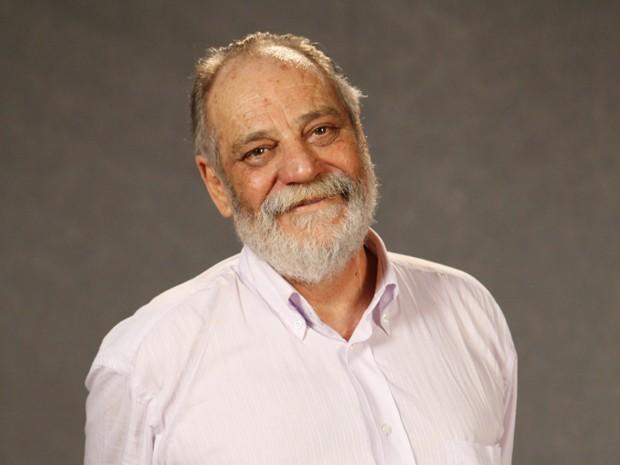 Walther Negrão (Foto: Flor do Caribe / TV Globo)