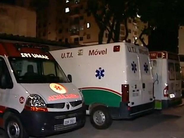 Secretaria de saúde informou que trabalha para inibir retenção de macas, no Espírito Santo. (Foto: Wagner Martins / TV Gazeta)