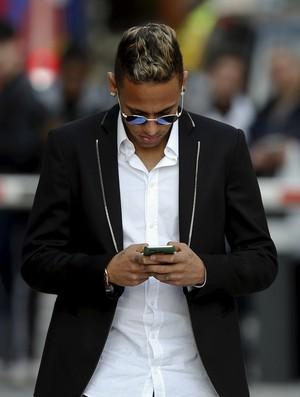 Audiência Neymar Madri (Foto: Reuters)