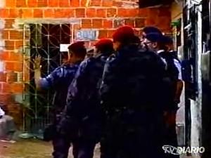 Família foi mantida sob ameaça (Foto: TV Diário/Reprodução)