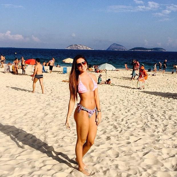 Carolina Portaluppi (Foto: Instagram / Reprodução)