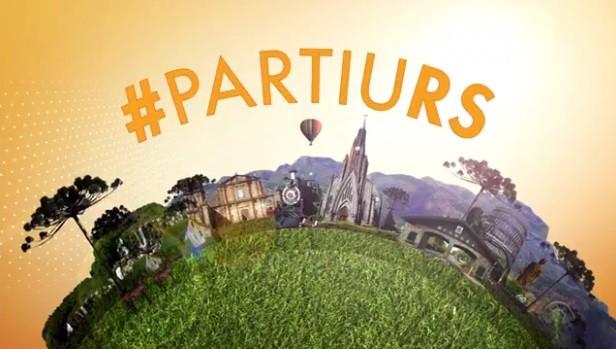 PartiuRS, partiu RS (Foto: Reprodução)