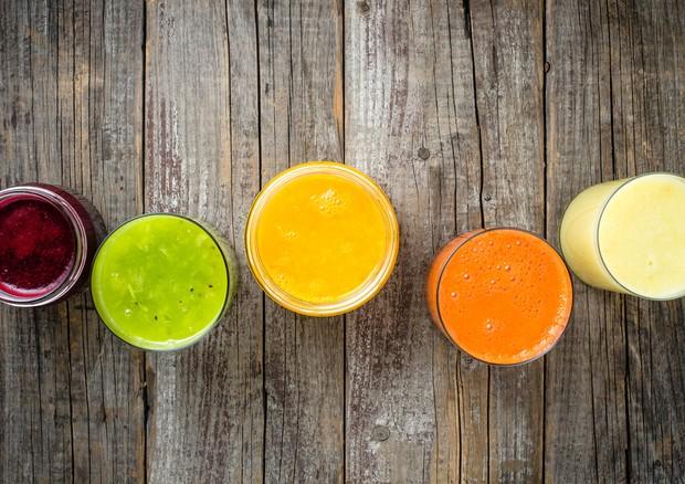 Sucos coloridos para desintoxicar! (Foto: Think Stock)