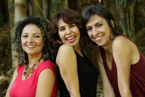 Grupo Fé Menina. (Foto: Divulgação)