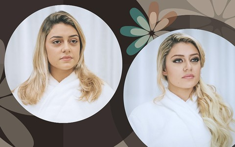 Torquatto se inspira em Lindsay Lohan para transformação sem cirurgia plástica