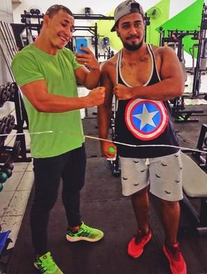 Kelves Aparecido dos Santos, atleta, atletismo, Osvaldo Cruz (Foto: Reprodução / Facebook)