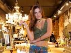 Mariana Goldfarb fala sobre Cauã Reymond: 'Ele é muito bom e especial'