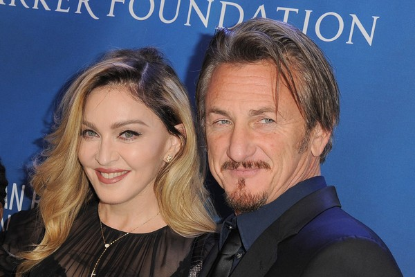 Madonna e Sean Penn (Foto: Getty Images)