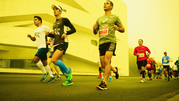 corrida golden four asics eu atleta (Foto: Divulgação/Asics)