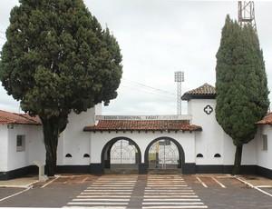 Estádio Fausto Alvim Araxá Esporte (Foto: Maritza Borges)