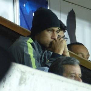 Neymar Brasil x Venezuela (Foto: Richard Souza)