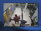 Câmeras flagram explosões de caixas eletrônicos em Santana da Vargem
