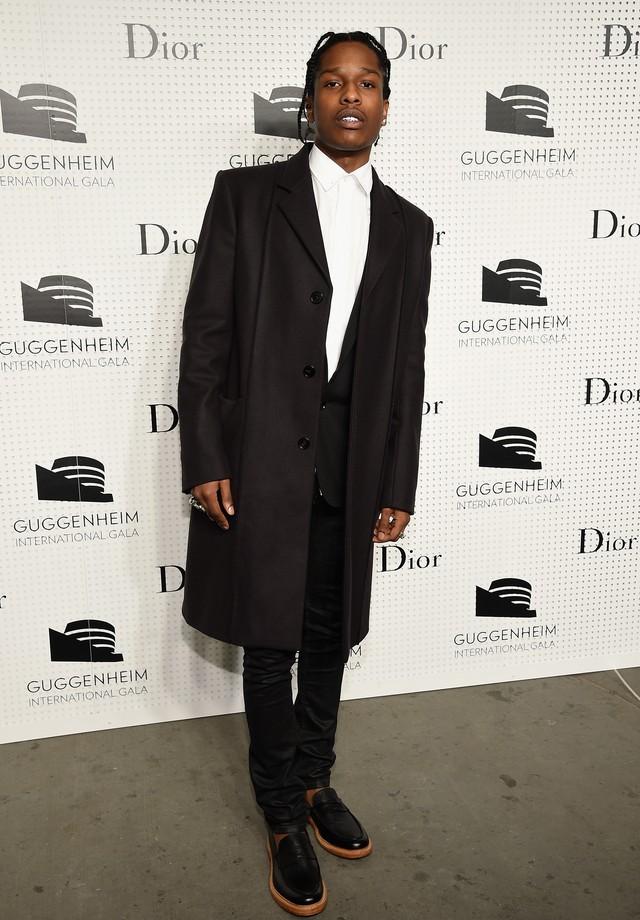 Em gala da Dior (Foto: Getty Images)