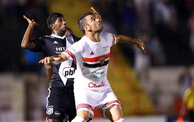 Botafogo-SP x Ponte Preta, Campeonato Paulista (Foto: Thiago Calil / Agência Botafogo)