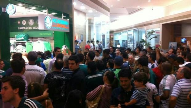 Academia Store Leivinha (Foto: Divulgação)