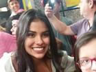 Munik é recebida por fãs ao chegar em Goiânia