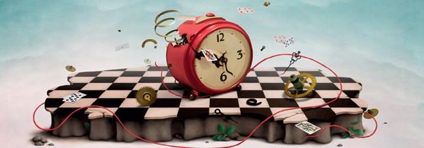 O meu tempo é diferente do seu (Foto: Shutterstock)