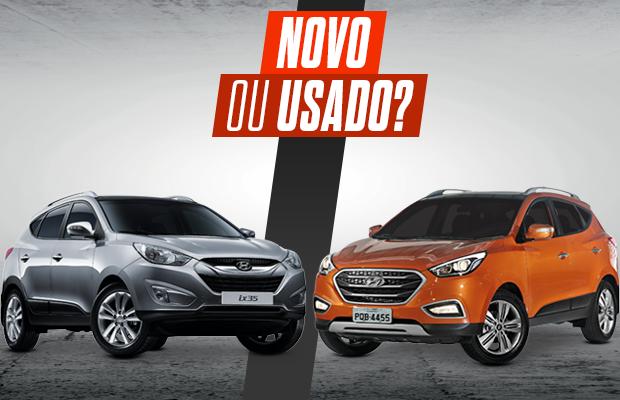 Hyundai ix35: novo ou usado? (Foto: Autoesporte)