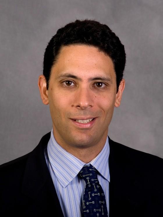 Wadie Said, filho de Edward Said, professor de Direito da Universidade da Carolina do Sul (Foto: Divulgação)