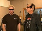 'Que seja bem maluco', diz vocalista do Offspring sobre show no Planeta