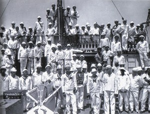 Revolta da Chibata (Foto: Reprodução/Colégio Qi)