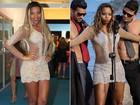 Look de MC Ludmilla avaliado em R$ 120 mil já foi usado por atriz em clipe