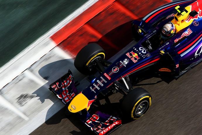 Daniel Ricciardo, RBR, treino GP de Abu Dhabi (Foto: Getty Images)